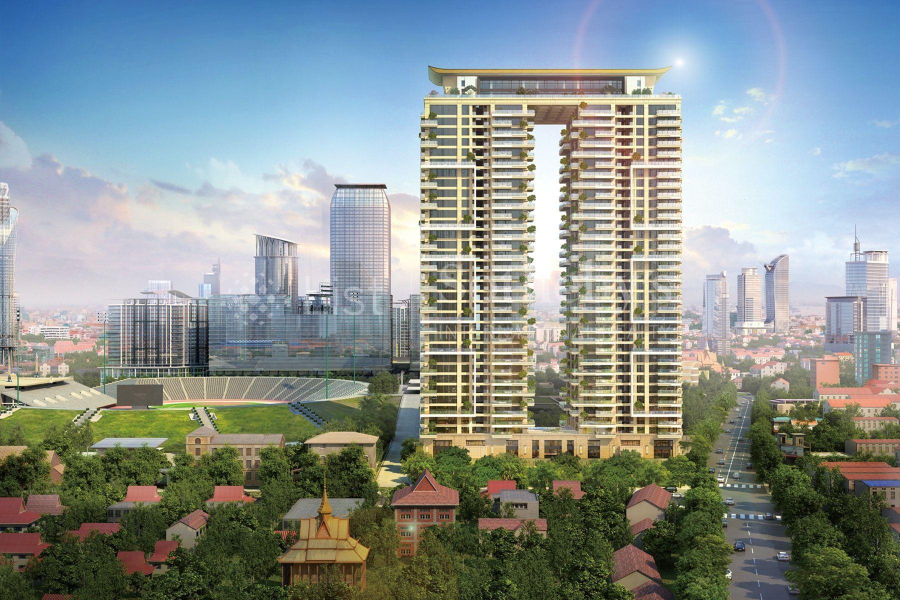 Sky Villa Phnom Penh